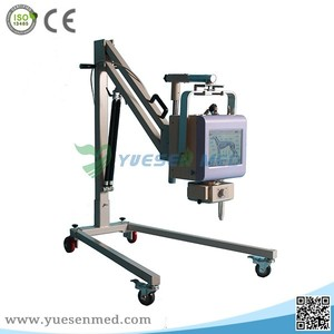 4kW High Frequency medical mobile x-ray machine