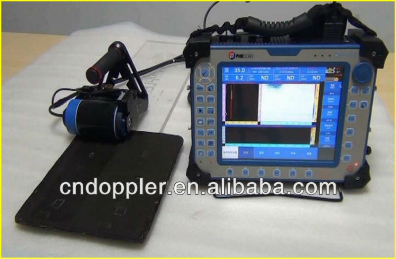 Multi channel phase array flaw detector-PHASCAN 32/128 PR
