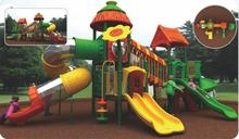Hot Sale Kids Plays Forest Tree House Series Outdoor Playground Equipment Factory Price