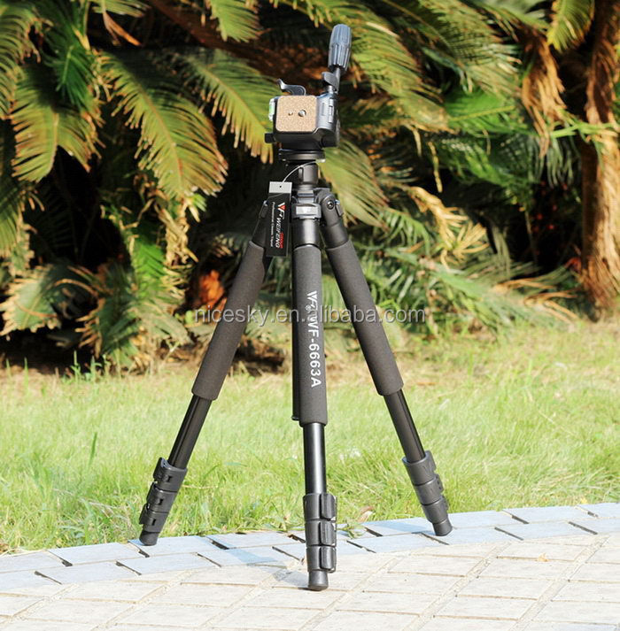 OEM factory direct laser aluminum tripod