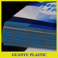 Polypropylene PP Corrugated Plastic Signs Corrugated
