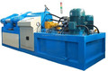 Automatically continous copper extrusion machine for copper