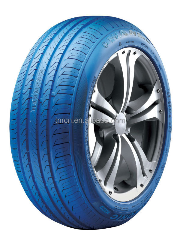 china colored passenger car tires