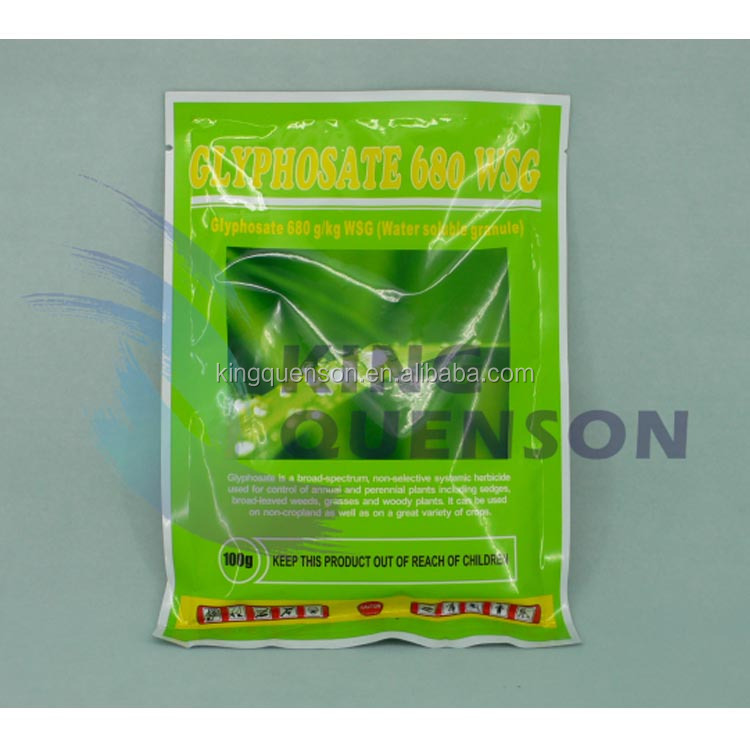 King Quenson Customized Label Agricultural Herbicide Pesticide Chemicals