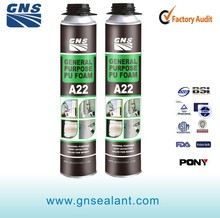 high flexibility elastic pu adhesive sealant