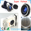 New Product 2016 Innovation Super Fish Eye Smartphone Lenses CL-36 lens Factory Mobile Camera Extra Lens