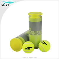 Bulk Cheap Custom printed tennis ball
