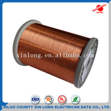 Quality Assured High Conductivity Copper Wire Enameled Copper 18 AWG Magnet Wire
