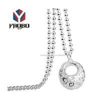 Low Price Good Quality Metal Iron Nickel Plated Ball Chain