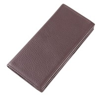 8053C JMD Men's Leather Vertical Flap Wallet