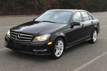 2014 MERCEDES BENZ C300 4 MATIC 1900km EXCELLENT CONDITION