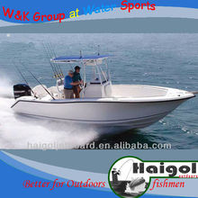 Supply19.5ft Sport boat fishing boat fiberglass boat FRP boat//yacht prices
