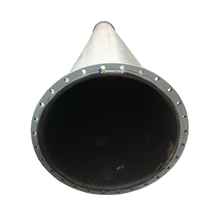 Corrosion prevention rubber coated pipe fittings