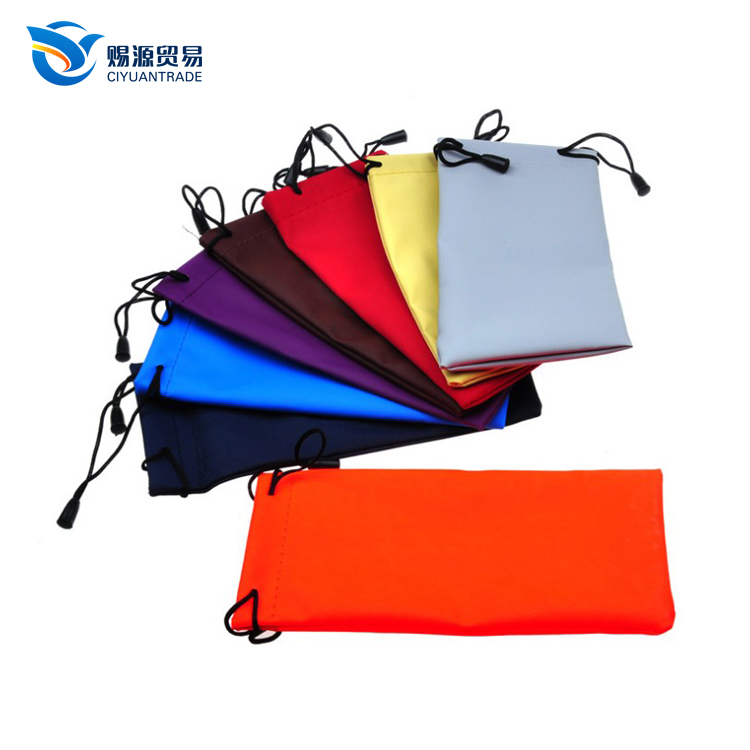 CIYUAN 2017 wholesale Microfiber Pouch for glasses