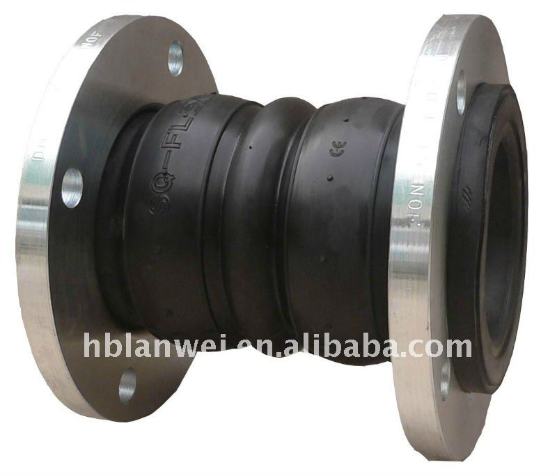 Double Sphere Flexible Rubber Joint