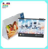Promotional high quality custom calendar planner
