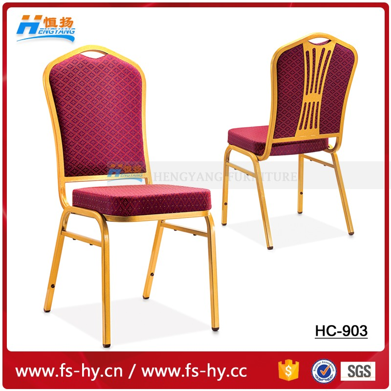 HC-903 rental wholesale banquet chair cheap price steel banquet hall chair for sale