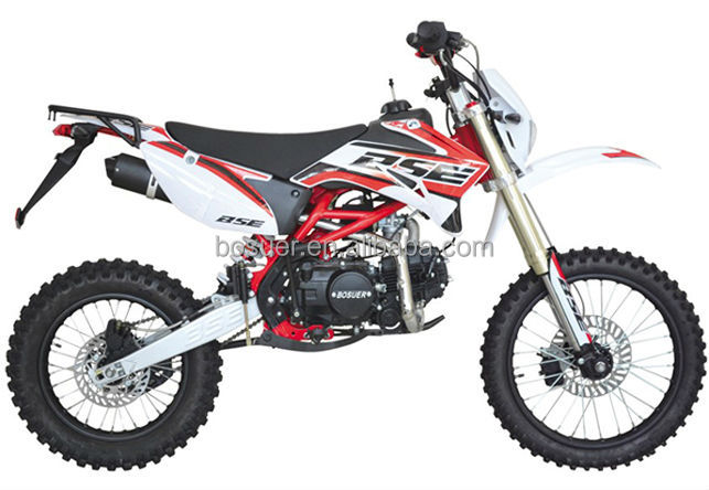 BSE 125cc 140cc 150cc 160cc dirt bike pit bike off road motorcycles china manufacture