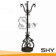 cast iron lighting candle holder
