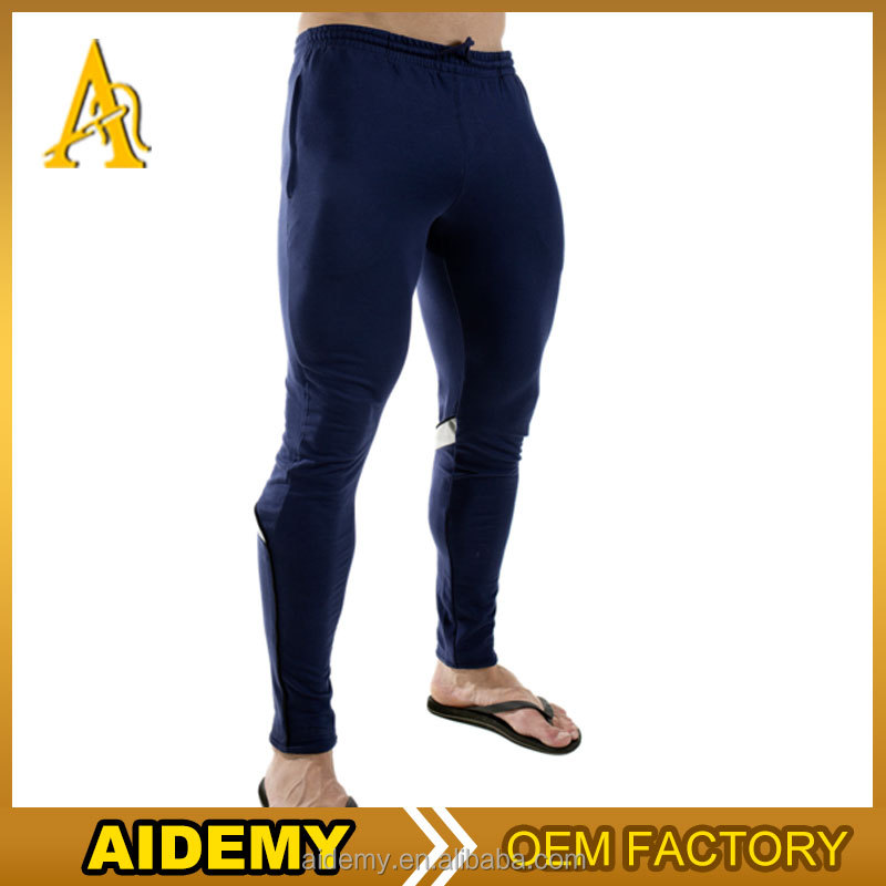 Customize cotton quick dry gym athletic running wear bottoms for men