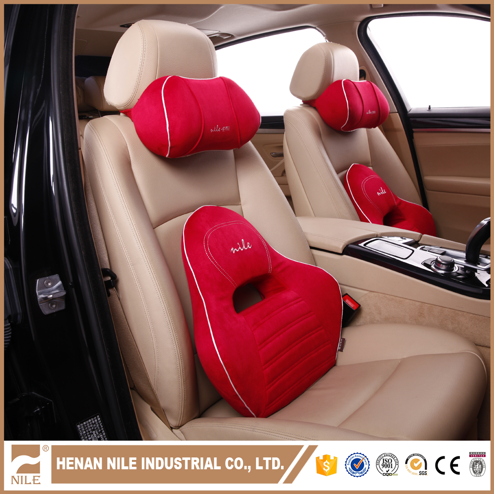 Memory foam car accessories interior auto seat cushion pillow