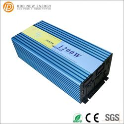 5kw Solar Inverters,5000w Solar Panel Inverter,Wind Turbine Inverter 12v to 220v power converter