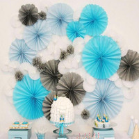 2017 Popular Fabric Wedding Backdrops