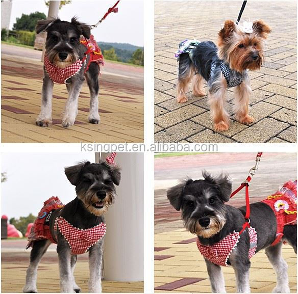 non pull mesh dog harness
