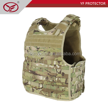 Military Sentry Lightweight Tactical Plate Carrier used bulletproof vest