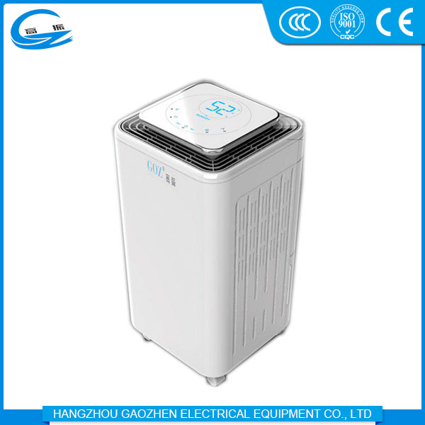 Water tank 200V home dehumidifier with refrigerant R134a for home air drying