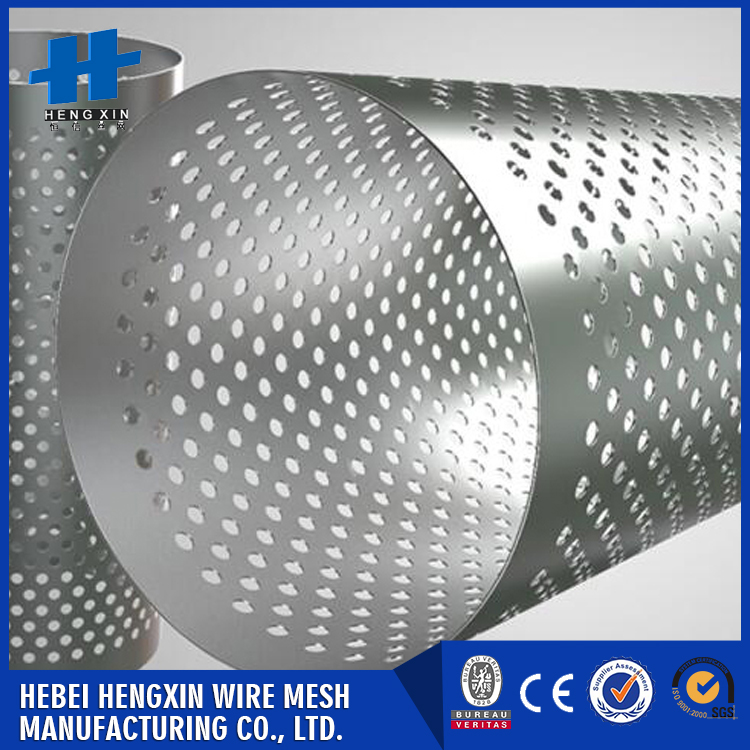 China supplier stainless steel filter screen cylinder for water treatment