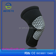 Factory wholesale sports knee sleeve, knee brace for basketball, cycling and running