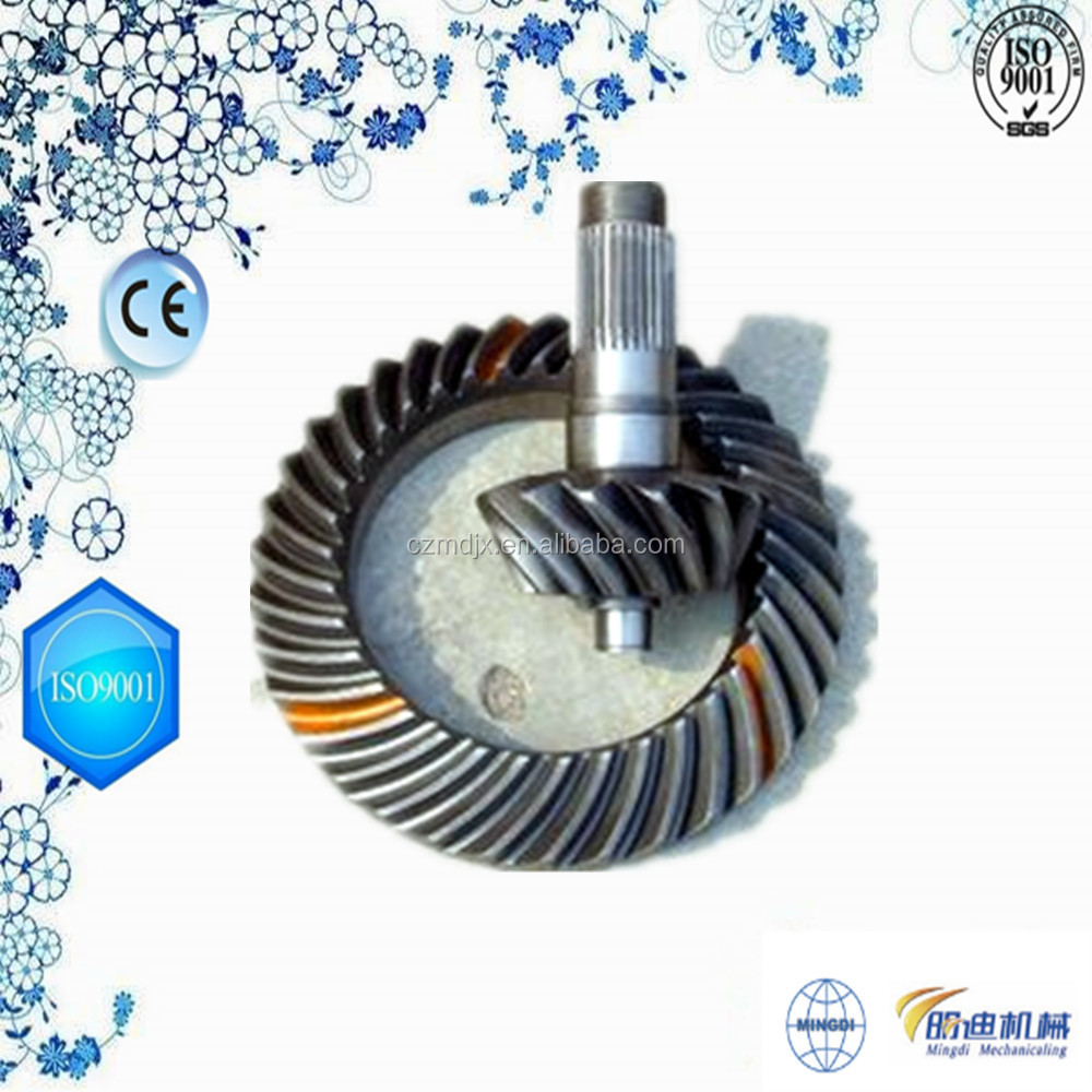 crown wheel and pinion gear for 41201-39696