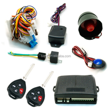 CANBUS remote control system 12v bypass doors manual magic car alarm