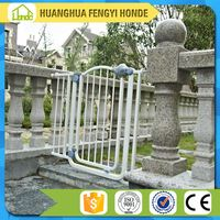 New Products On China Market Baby Pet Steel Safety Gate For Sale