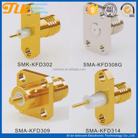 Good price clamp connector with steel right angle connection for male connector
