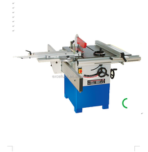 Table sliding circular saw machine