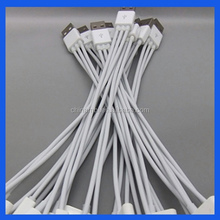 High quality 4 in 1 USB cable for iphone 4 iphone 5 for Samsung mobile