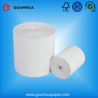 High frequency 2-ply cash register paper roll best quality