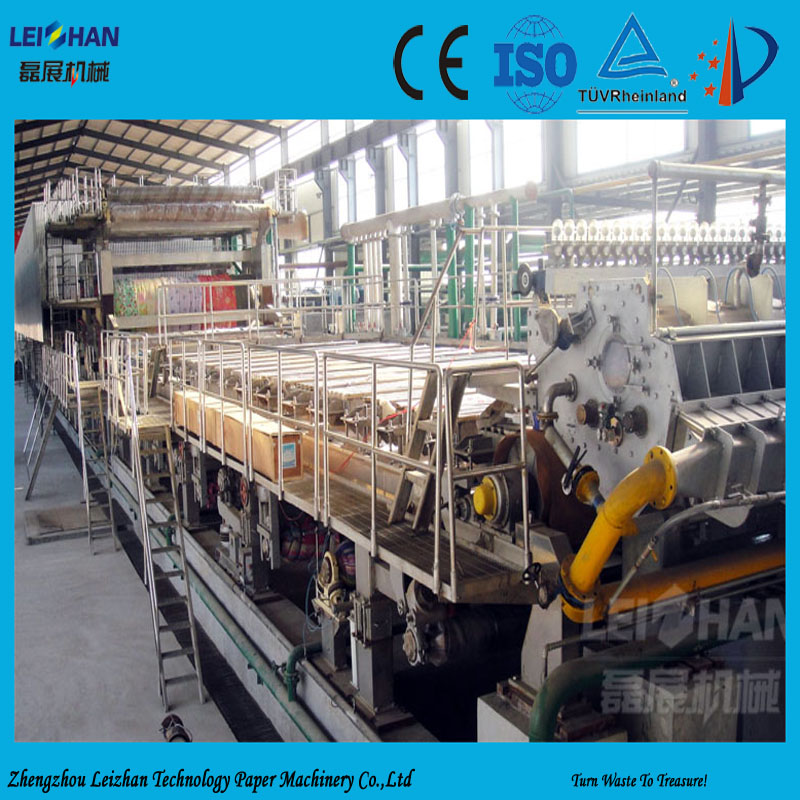 Multi-layer cardboard carton production machinery /vat machine