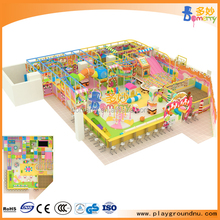 CE approved hottest amusement park projects indoor soft playground
