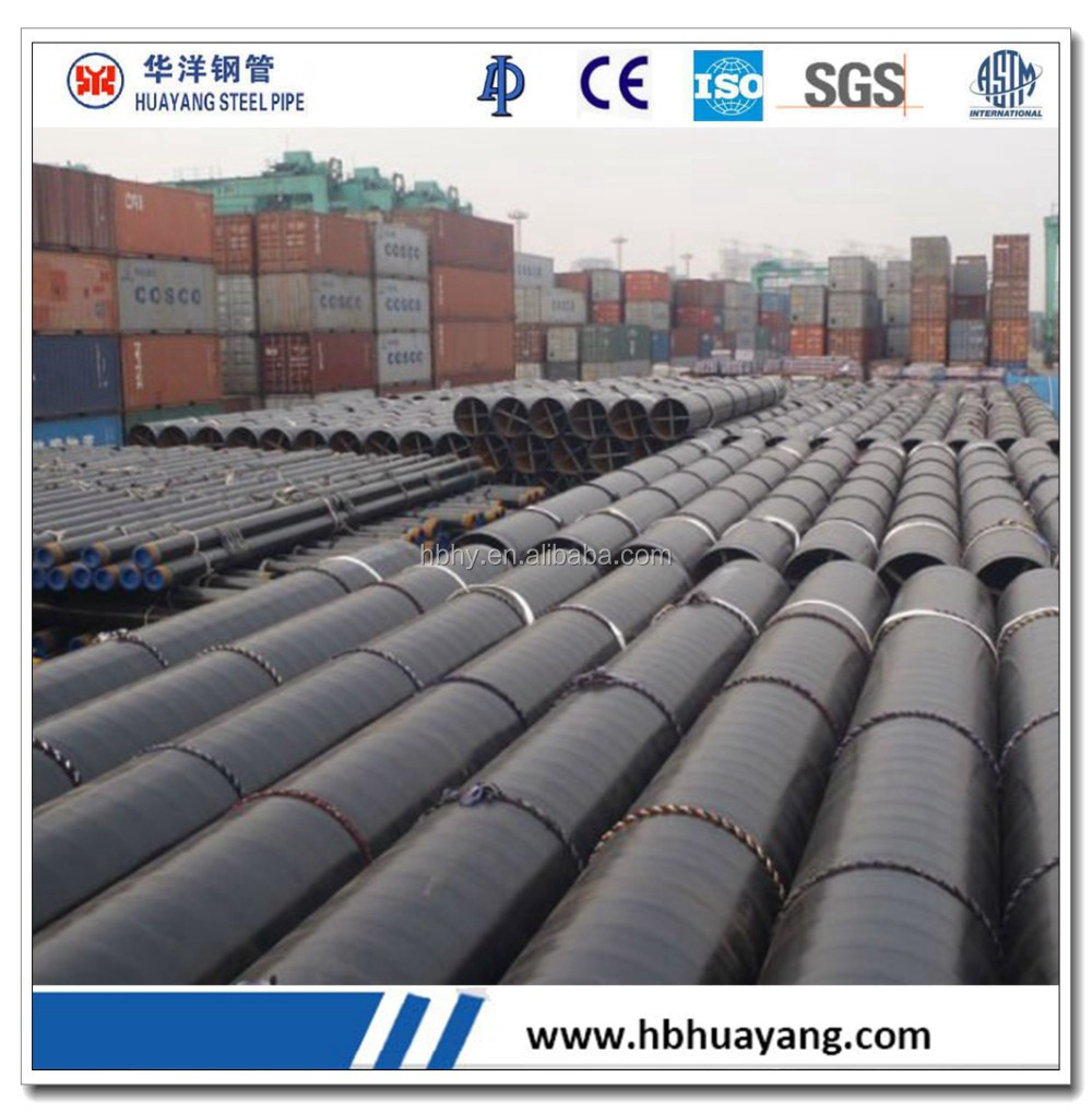 DN1400 LARGE DIAMETER LSAW STEEL PIPE CARBON STEEL st37.4 PIPE PRICE LIST WITH LOW PRICE