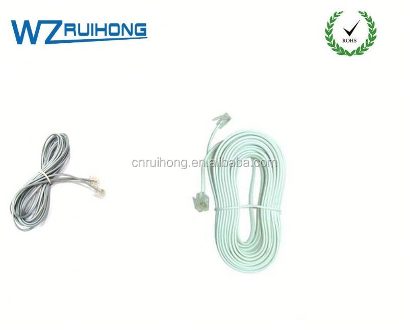 PVC trs/trrs 2.5mm 3.5mm 1/4 stereo audio cable