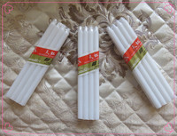 Customers' Require white pillar candle ,color candle and tealight sale to Cameroon