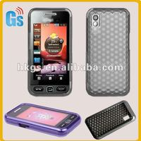 New Various Gel skin silicone case for Samsung S5230 5233 Tocco Lite Star