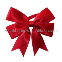 Cheap wholesale vine bottle decoration plastic ribbon bow