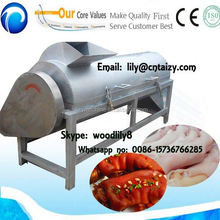 Semi-automatic Sheep Pig Beef Trotter Dehairing Machine