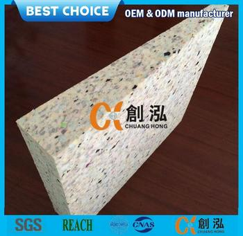 CH cost saving polyurethane recycle foam making sheet