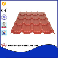 corrugated roof/ppgi/galvanized steel sheet metal roofing
