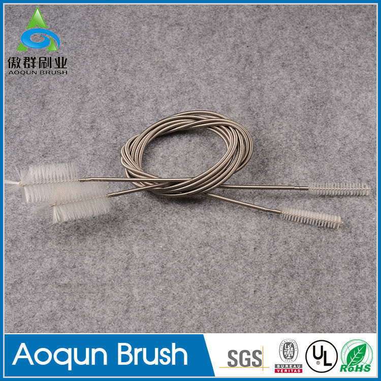 High quality pipette brush standard zipper